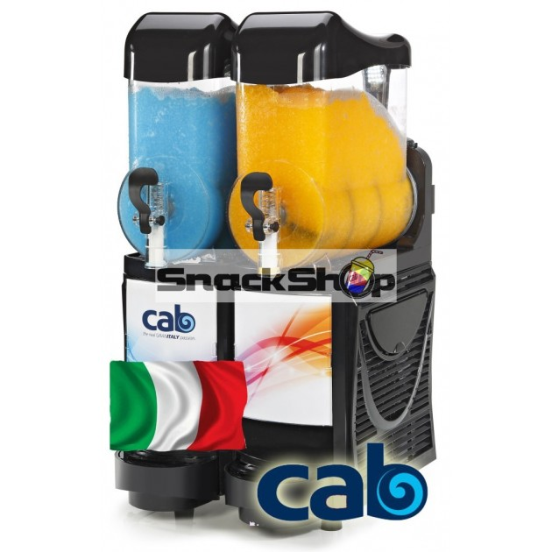 CAB Faby Skyline 2, slush-maskine 2 x 10 liter