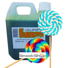 FUNZI Lollipop 1 liter