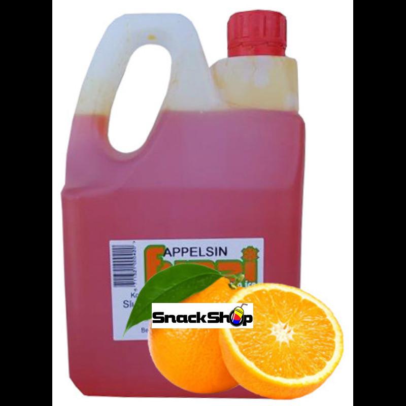 FUNZI Appelsin 2 liter