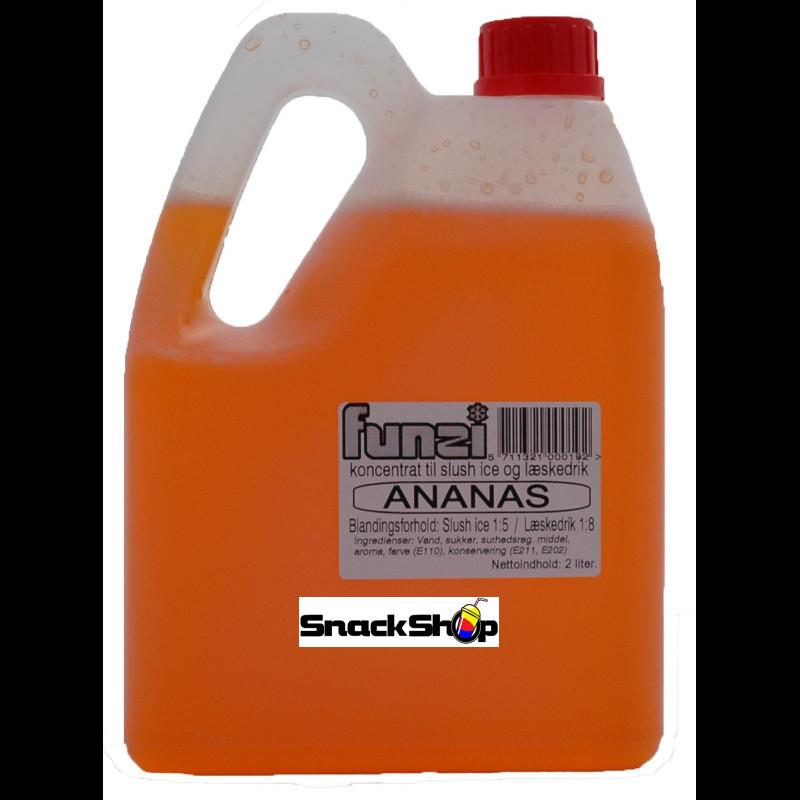 FUNZI Ananas 2 liter
