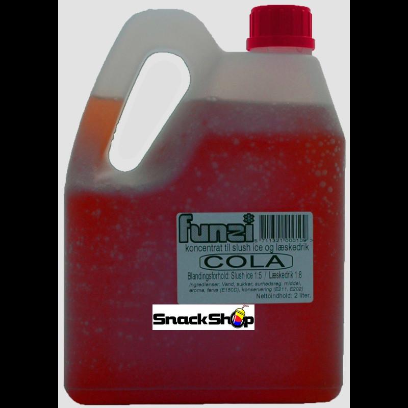 FUNZI Cola 2 liter