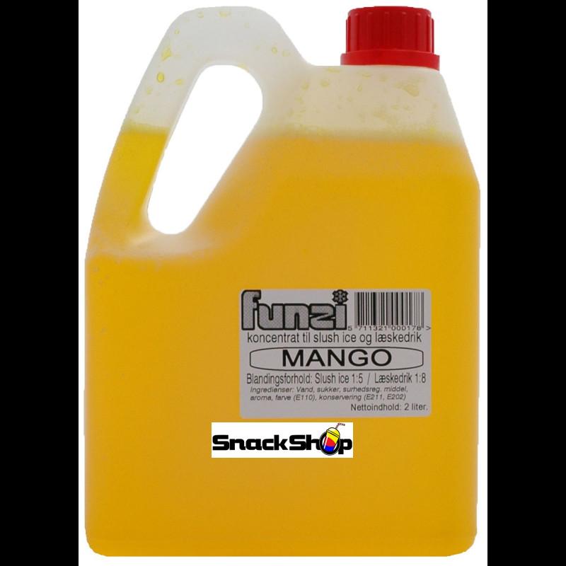 FUNZI Mango 2 liter