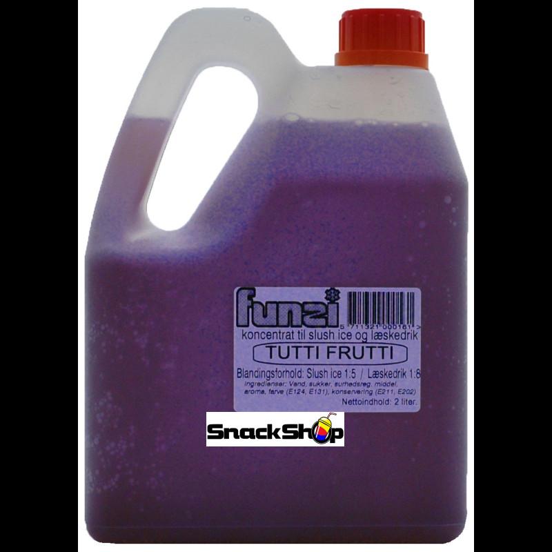 FUNZI Tutti Frutti 2 liter