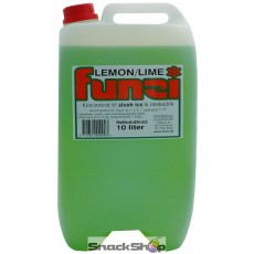 FUNZI Lemon/lime 10 liter