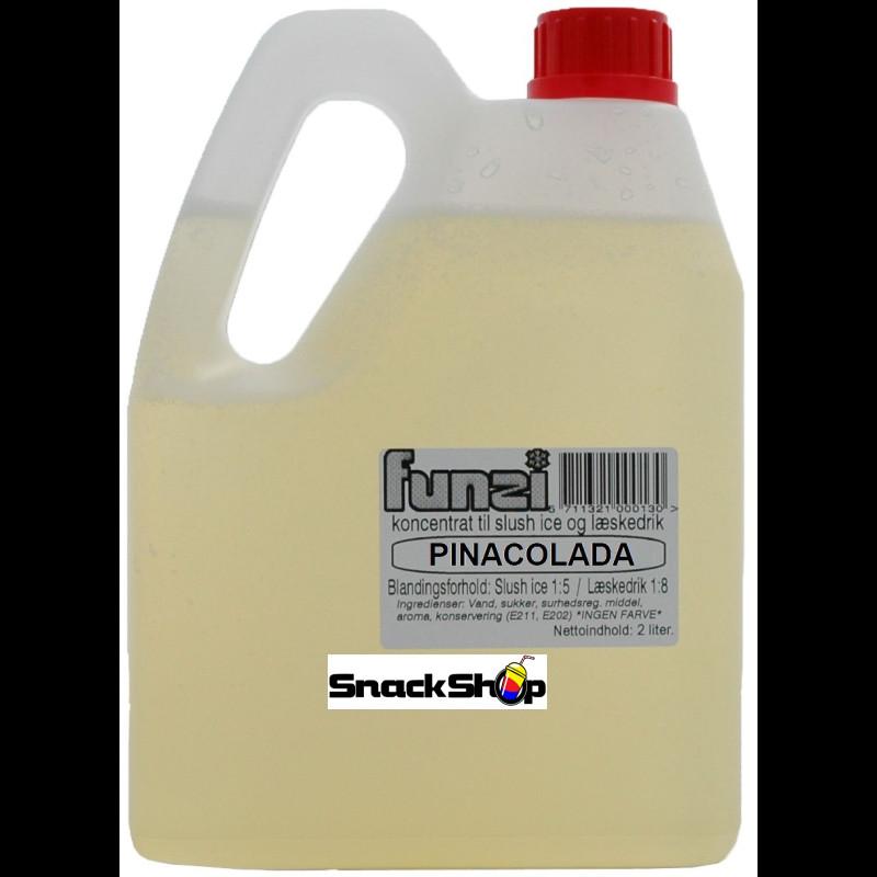 FUNZI Pinacolada 2 liter