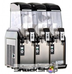 Elmeco First Class 3 slush-maskine 3x12 liter