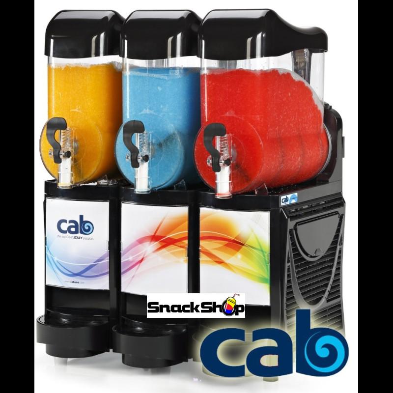 CAB Faby Skyline 3, slush-maskine 3 x 12 liter