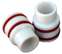 Sencotel GHZ, bøsning/pakning ved cylinder